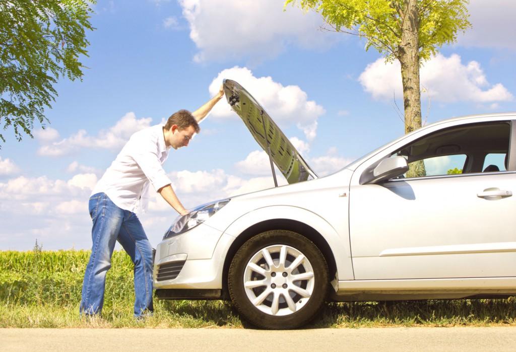 Antes de viajar, revisar el estado de tu vehículo