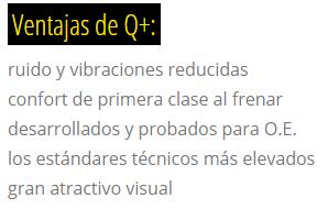 ventajas de textar q+