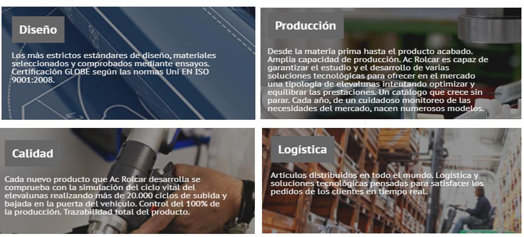 Innovación, calidad y servicio son los tres pilares en los que se basa una larga historia hecha de soluciones tecnológicas de vanguardia.