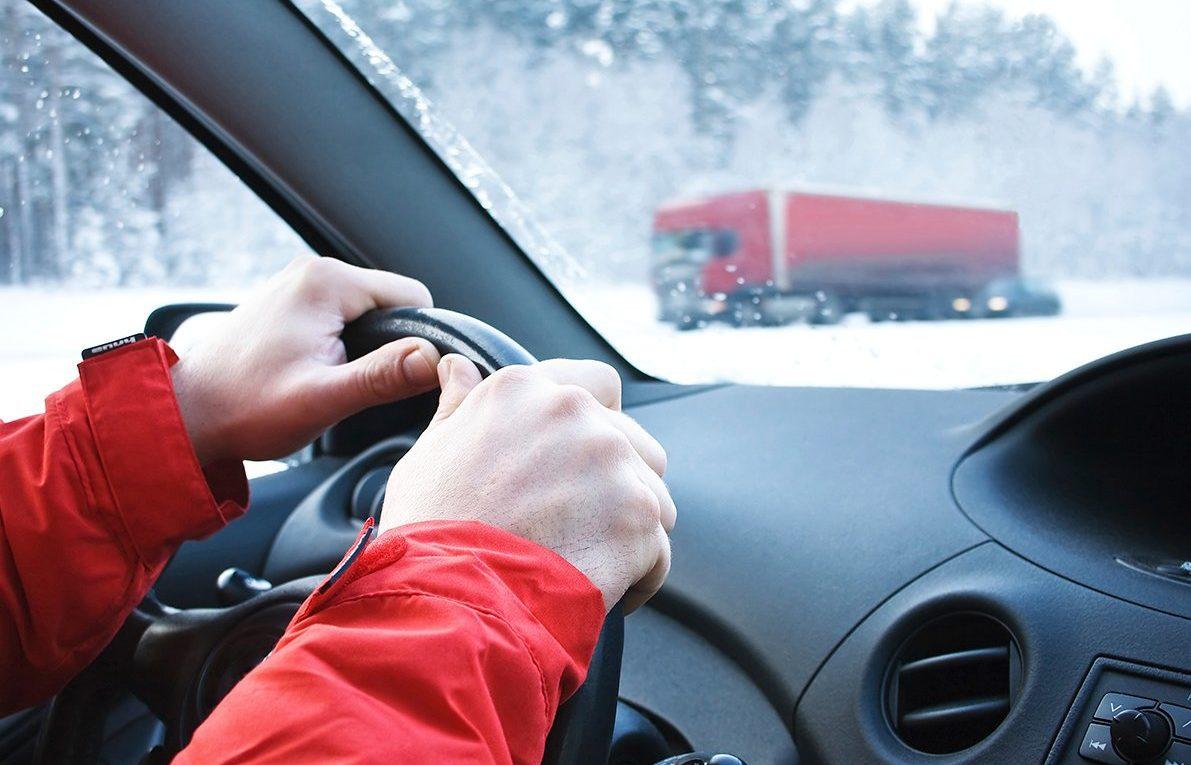 Calefacción al conducir