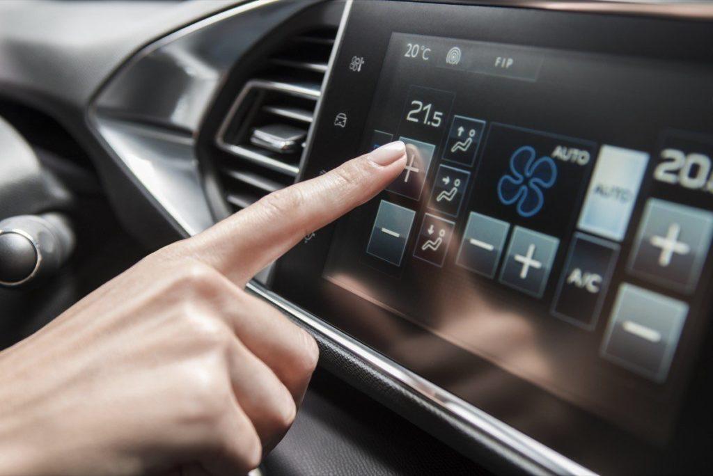 Temperatura aconsejable en la calefacción de nuestro vehículo